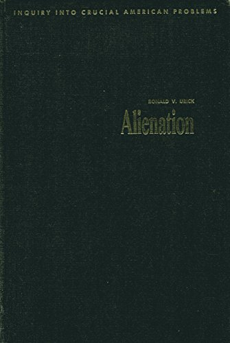 9780130221292: Alienation: Individual or Social Problem? (Inquiry Into Crucial American Problems)