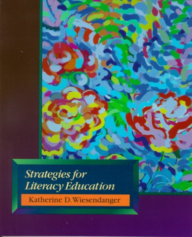 9780130221483: Strategies for Literacy Education