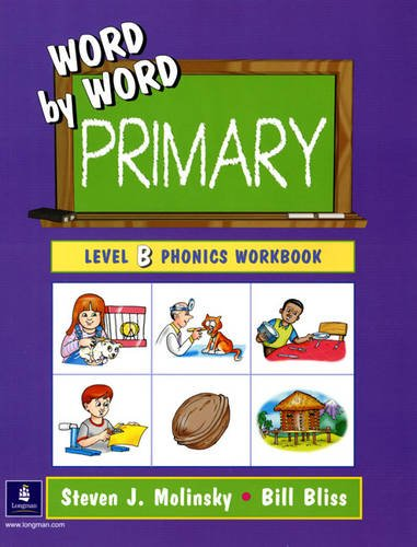 9780130221674: WORD BY WORD PRIMARY PHONICS PICTURE DICT