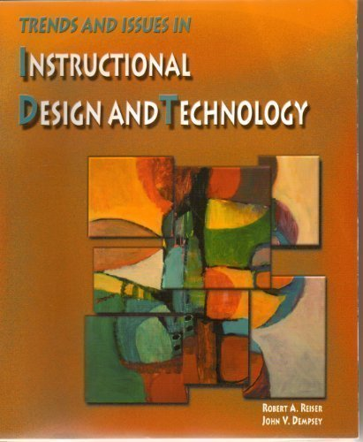 9780130222978: Trends and Issues in Instructional Design and Technology