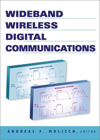 9780130223333: Wideband Wireless Digital Communications
