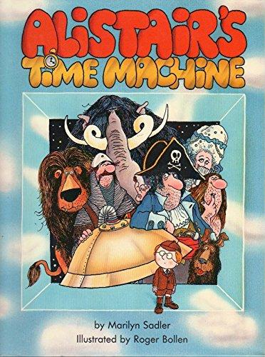 Alistair's Time Machine: Marilyn Sadler