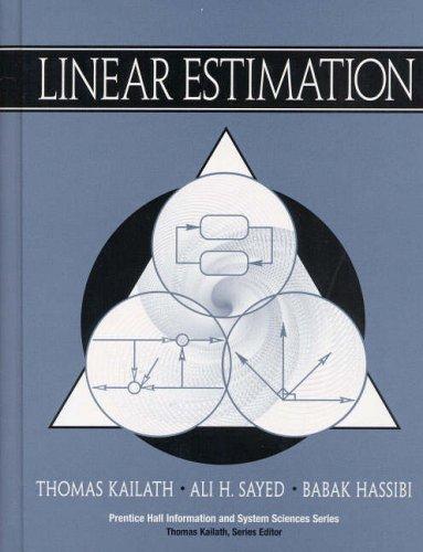 9780130224644: Linear Estimation