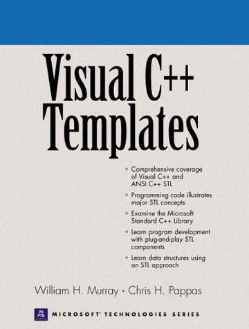9780130224873: Visual C++ Templates (Prentice Hall Ptr Microsoft Technologies Series)