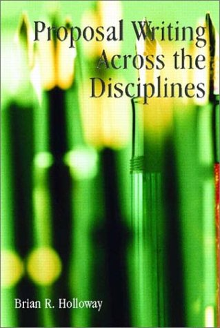 9780130224958: Proposal Writing Across the Disciplines