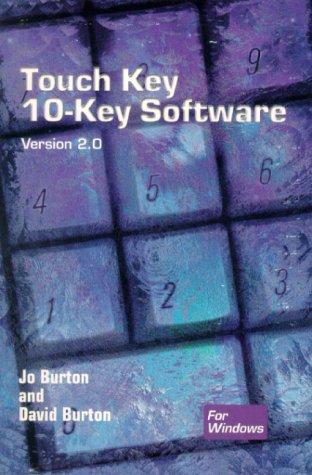 9780130225351: Touch Key: 10-Key