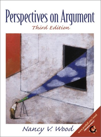 9780130225641: Perspectives on Argument