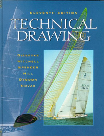 9780130225696: Technical Drawing (11th Edition)