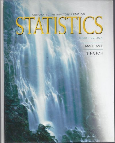 9780130225740: Statistics