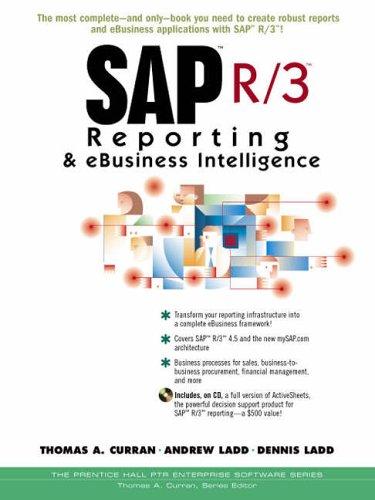 9780130226150: SAP R/3 Reporting & eBusiness Intelligence