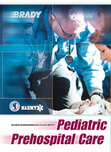 9780130226181: Pediatric Prehospital Care