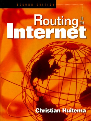 9780130226471: Routing in the Internet (2nd Edition)