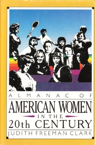 9780130226587: Almanac of American Women in the 20th Century