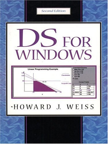 9780130227430: DS for Windows (2nd Edition)