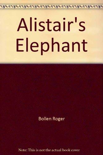 9780130227737: Alistair's elephant