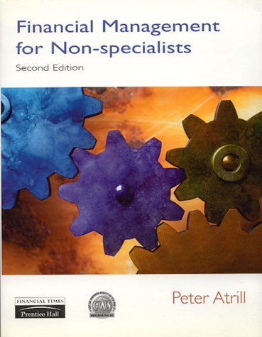 9780130227751: Financial Management for Non-specialists, 2nd Ed.