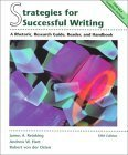 9780130230478: Strategies for Successful Writing: A Rhetoric, Research Guide, Reader, and Handbook