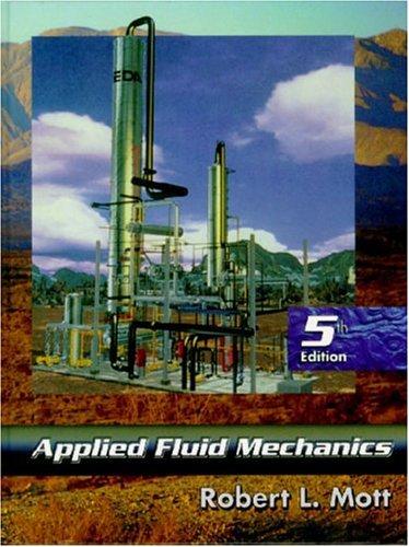 9780130231208: Applied Fluid Mechanics
