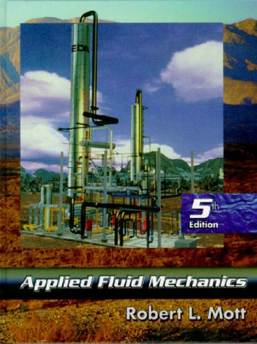 9780130231208: Applied Fluid Mechanics (5th Edition)