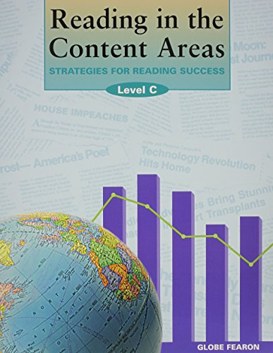 9780130231765: Reading in the Content Areas (Strategies for Reading Success) Level C (Globe Reading in the Content Area)
