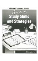 Guide to Study Skills and Strategies Teacher's: XXX