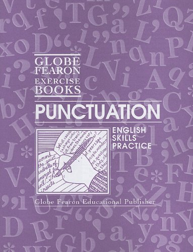 9780130232571: Punctuation English Skills Practice Book