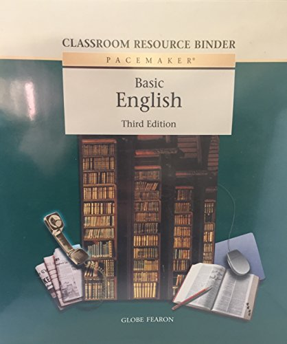 9780130233127: GF BASIC ENGLISH PACEMAKER THIRD EDITION CRB 2000C