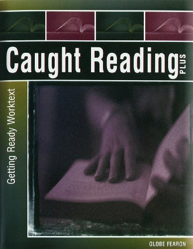 9780130233370: CAUGHT READING PLUS: PRE LITERACY GETTING READY WORKTEXT 2000C
