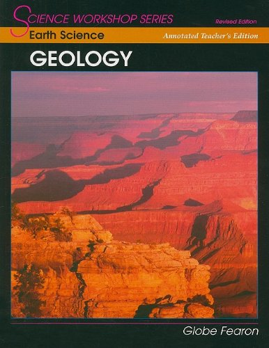 9780130233776: SCIENCE WORKSHOP SERIES:EARTH SCIENCE/GEOLOGY ANNOTATED TEACHER'S       EDITION 2000C