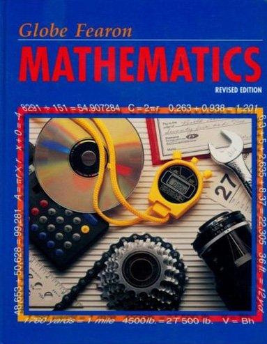 9780130234070: Globe Fearon Mathematics