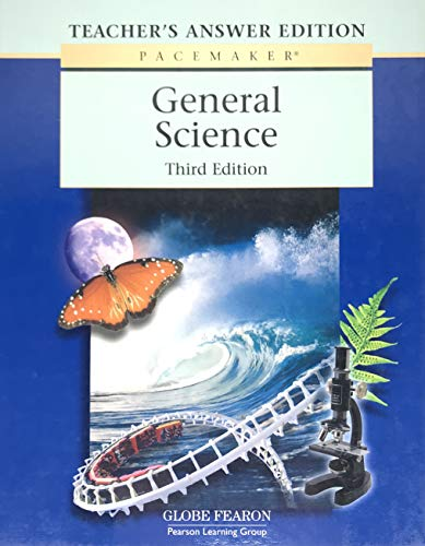 9780130234315: General Science, Teacher's Edition (Pacemaker Curriculum)