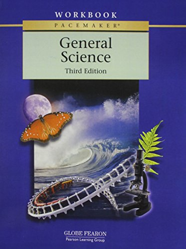 9780130234377: GLOBE FEARON GENERAL SCIENCE PACEMAKER THIRD EDITION WKB 2001C