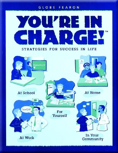 9780130234551: YOU'RE IN CHARGE ! STRATEGIES FOR SUCCESS IN LIFE TEACHER'S EDITION     2000C