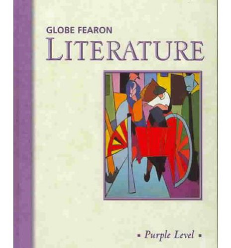 9780130235626: GLOBE LITERATURE PURPLE SE 2001C