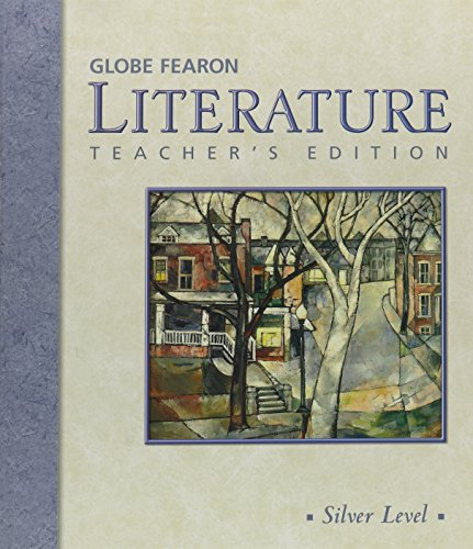 9780130235794: Global Fearon Literature Silver Teacher's Edition
