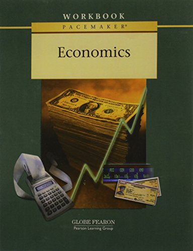 9780130236166: Pacemaker Economics Workbook