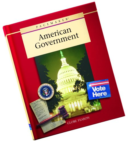 9780130236173: AMERICAN GOVERNMENT PACEMAKER SE 2001C THIRD EDITION