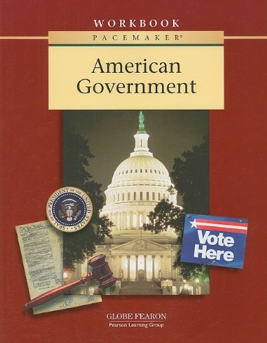 9780130236180: Pacemaker American Government Workbook, 3rd Edition