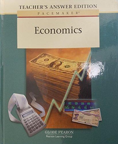 9780130236241: Economics, Teacher's Answer Edition