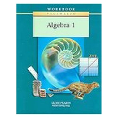 9780130236418: PACEMAKER ALGEBRA ONE WORKBOOK SECOND EDITION 2001C (Pacemaker (Paperback))