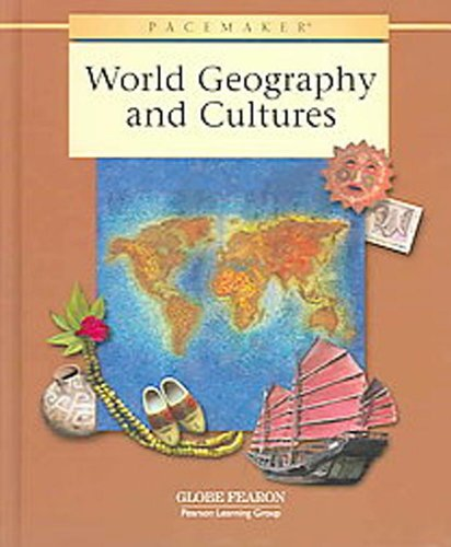 9780130236746: Pacemaker World Geography and Cultures 2nd edition
