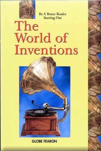 9780130237583: THE WORLD OF INVENTIONS 2001C (Be a Better Reader)