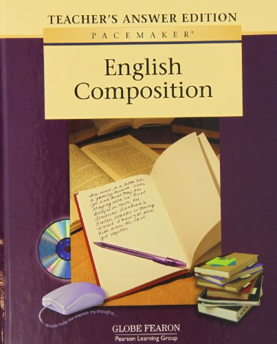 9780130238030: Pacemaker: English Composition, Teacher's Answer Edition