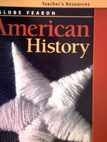 9780130238115: Globe Fearon American History (Teacher's Resources)