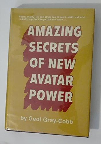 9780130238122: Amazing secrets of new avatar power