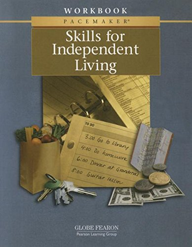 9780130238252: PACEMAKER SKILLS FOR INDEPENDENT LIVING WORKBOOK 2002C (Fearon Skills for Independent Living)