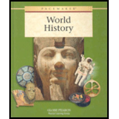 9780130238283: Pacemaker World History, Student Edition