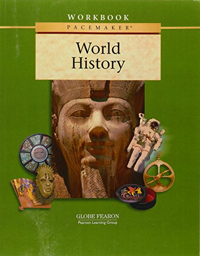 9780130238313: PACEMAKER WORLD HISTORY STUDENT WORKBOOK 2002C (Pacemaker World History Pacemaker)