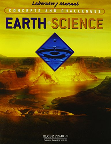 9780130238474: GLOBE CONCEPTS AND CHALLENGES IN EARTH SCIENCE LAB PROGRAM 4TH EDITION 2003C