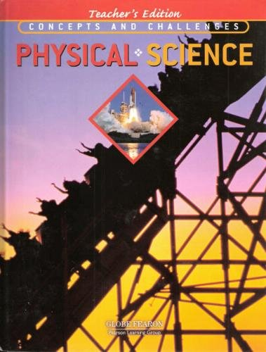 Physical Science Concepts and Challenges Teacher Edition: Globe Fearon